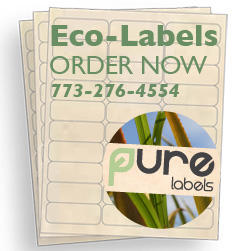 Custom and Avery-Compatible PURE Labels